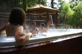 Luxury Family Treehouse With Hot Tub  Sherwood ForestFamily Treehouse Holidays Uk