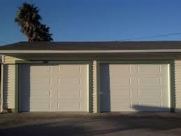 new 10x7 sectional garage doors