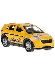 Машина <b>Kia Sportage</b> Технопарк 5258831 в интернет-магазине ...