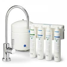 water filter system. RO-QC-450 4-Stage Quick Change Reverse Osmosis Water Filter System By Tier1 (50 GPD) A