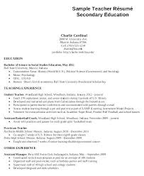 School Principal Cover Letter Middle School Principal Resume Sample