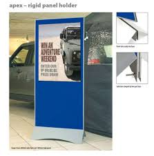 Display Boards Free Standing POSTER GRIP AND DISPLAY FRAMES by Worthing Signs West Sussex 24