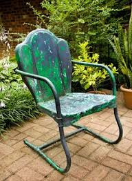 Best 25 Metal lawn chairs ideas on Pinterest