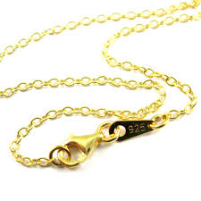 strong necklace chain traumspuren