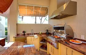 Tropical Outdoor Kitchen Designs Unique Design