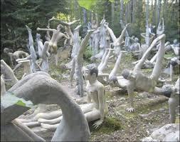 veijo rönkkönen sculpture garden