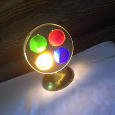 Rotating Color Light Details About Vintage Spartus Rotating Color Wheel Light For