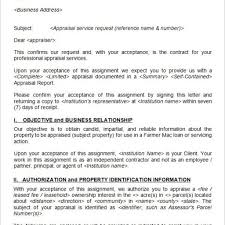 30+ Appraisal Letters – Free Sample, Example Format | Free within ...