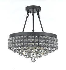 odeon chandeliers retro glass fringe rectangular