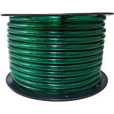 3 8 Incandescent Rope Light Green Incandescent Rope Light 12 Volt 3 8 Inch 150 Feet