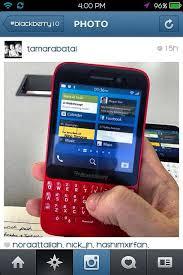 instagram for blackberry