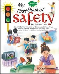 Safety Habits Chart My First Book Of Safety