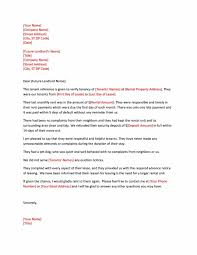 Letter To Landlord Research Paper Sample