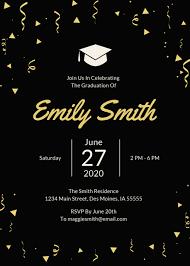 Free Template For Graduation Invitation Free Graduation Invitation Templates For Word Condo Financials Com