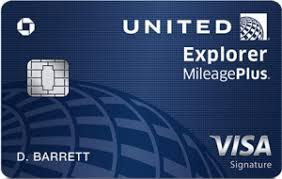 United Explorer Card Review 2019 11 Update 65k Offer