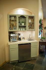 Kitchen Coffee Station Kitchen Paint Ideas Tags Stunning Light Green Kitchen Top