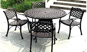 white cast iron patio furniture. Simple Cast Metal Outdoor Table And Chairs Buy Patio Furniture Pertaining To  Intended White Cast Iron Patio Furniture