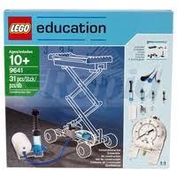 Пневматический <b>конструктор LEGO Education</b> Machi... — купить ...