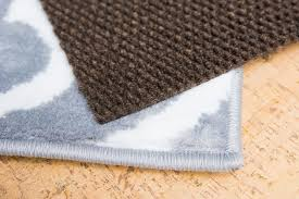 a close up of two low pile area rugs