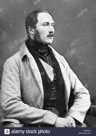 Prince Albert of Saxe-Coburg and Gotha (Francis Albert Augustus Charles  Emmanuel, 1819 – 1861) was the husband of Queen Victoria Stock Photo - Alamy