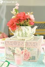 ... Majestic Looking Tea Party Centerpieces Best 25 Ideas On Pinterest  Teacup ...