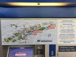 Ticket Vending Machine Las Vegas Delectable FileLas Vegas Monorail Mapjpg Wikimedia Commons