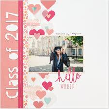 making the graduation scrapbook ideas. 3 Ideas For Scrapbook Cover Pages #ctmh #closetomyheart #scrapbooking #cover #page Making The Graduation