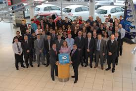 shelbourne motors was founded by fred ward in january 1973 as a petrol filling station selling new and used toyota s