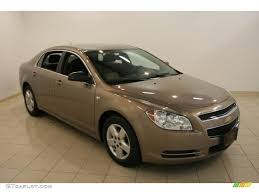 2008 Amber Bronze Metallic Chevrolet Malibu LS Sedan #31080327 ...