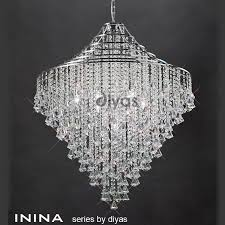 inina 7 light pendant