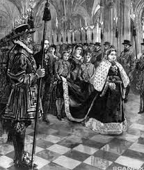 the victorian period an introduction engelskspraklig  queen victoria at her coronation in 1837