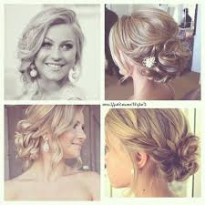 Easy Prom Hairstyles 93 Awesome Explore Photos Of Medium Hairstyles For Prom Updos Showing 24 Of 24