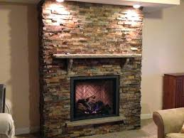 installing gas fireplace insert cost ventless logs smell