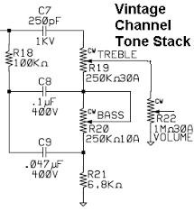 ab763 models tone stack comparison