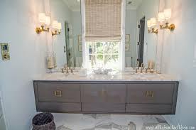 coastal bathroom designs:  coastal living dream house master bathroom