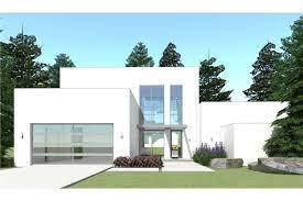 contemporary modern house plan 3