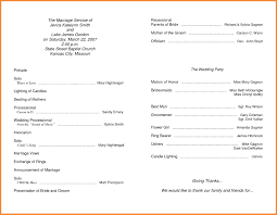 Church Program Template Church Program Template Wedding Bulletin Templates 128152 13 5