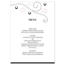 Breakfast Menu Template Best Simple Table Setting For Breakfast Wedding Breakfast Menu Template