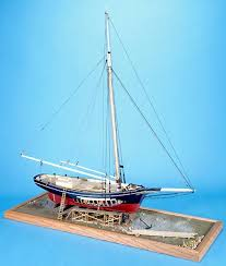 ship models wooden kits cast your anchor model shipways emma berry ms2150 671mm cast your anchor hobby