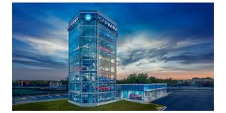 Water Vending Machines Business Best Carvana Debuts Newest Car Vending Machine In The Nation's Capital