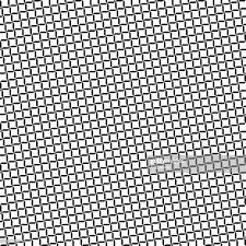 Naadloze Abstracte Achtergrond Patroon Zwart Behang Zwartwit Vector