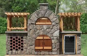 amerigo pizza oven oven cabinet wood storage boxes