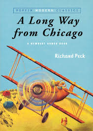 a long way from chicago by richard peck scholastic a long way from chicago