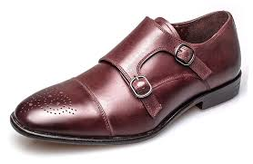 london brogues mens leather sole bucanon brogue monk shoes bordo men s loafer flats official website london brogues loafer flats