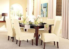 incredible armless dining chair slipcover photo design