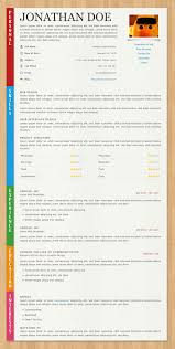 Paper Resume / CV