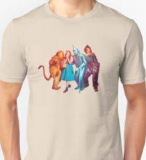 wizard of oz slim fit t shirt