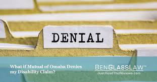 Both of them can help protect your paycheck. What If Mutual Of Omaha Denies My Disability Claim Benglasslaw