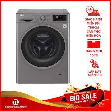 Máy giặt sấy cửa trước Inverter LG FC1409D4E (9kg) giá tốt hôm nay - Để Mai  tính