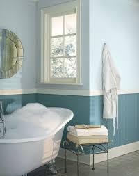 Watery Blue Bathroom Color